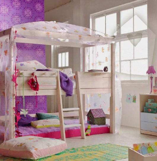 Camerette per bambine torino belv camerette torino - Camere da letto bambina ...