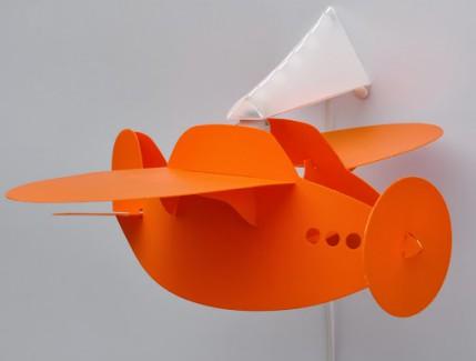 Mi-ro aeroplano applique luci per bambini Belvi camerette Torino