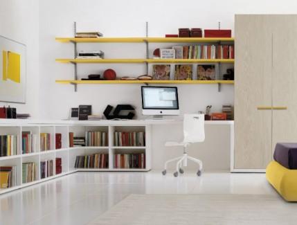 New York libreria per ragazzi Belvi camerette Torino