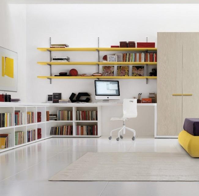 New York libreria - Belvì Camerette Torino
