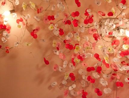 Bart petali luci per bambini e ragazzi Belvi camerette Torino