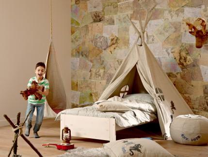 Nordica Indian letto per bambini Belvi camerette Torino