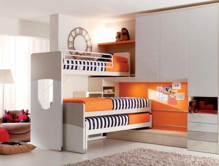 Move letto trasformabile per bambini e ragazzi Belvi camerette Torino