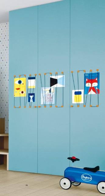 Filo armadio per bambini Belvi camerette Torino