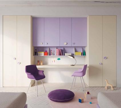 Lux scrivania per bambini e ragazzi Belvi camerette Torino