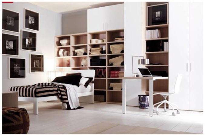 Black&White Cameretta Adolescenti Belvi Torino