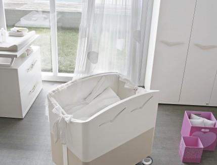 Gabbianella culla per bebe Belvi camerette Torino