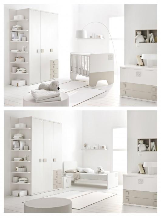 Camerette evolutive e mobili trasformabili belv camerette - Mobili per bambini design ...