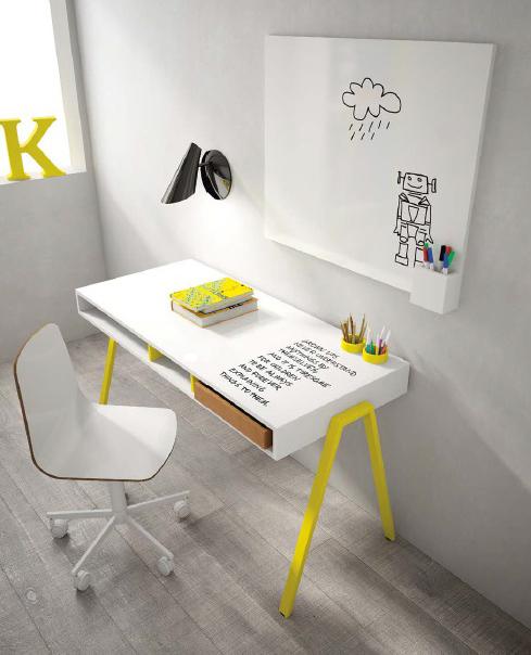 Wanny scrivania per bambini e ragazzi Belvi camerette Torino