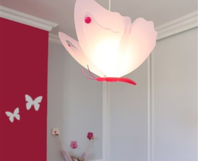 Mi-ro farfalla luci per bambini Belvi camerette Torino
