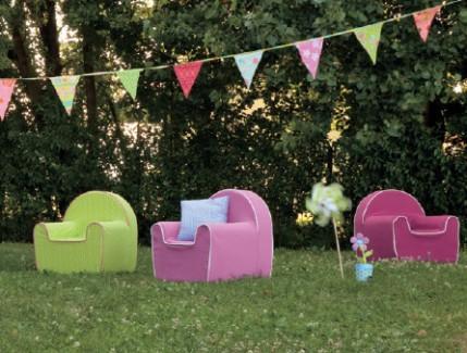Sweet poltroncina per bambini Belvi camerette Torino