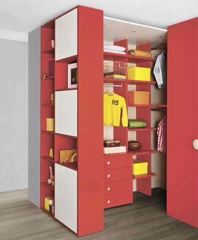 Dimo red belv camerette torino for Mobile per bambini