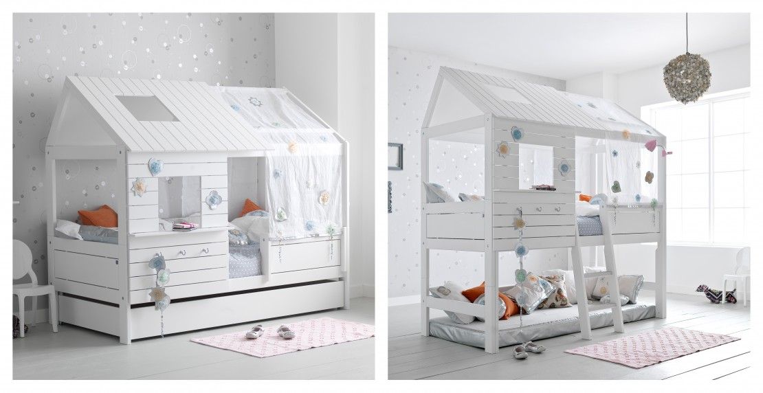 Camerette evolutive e mobili trasformabili belv camerette for Piani e disegni di casa con 2 camere da letto