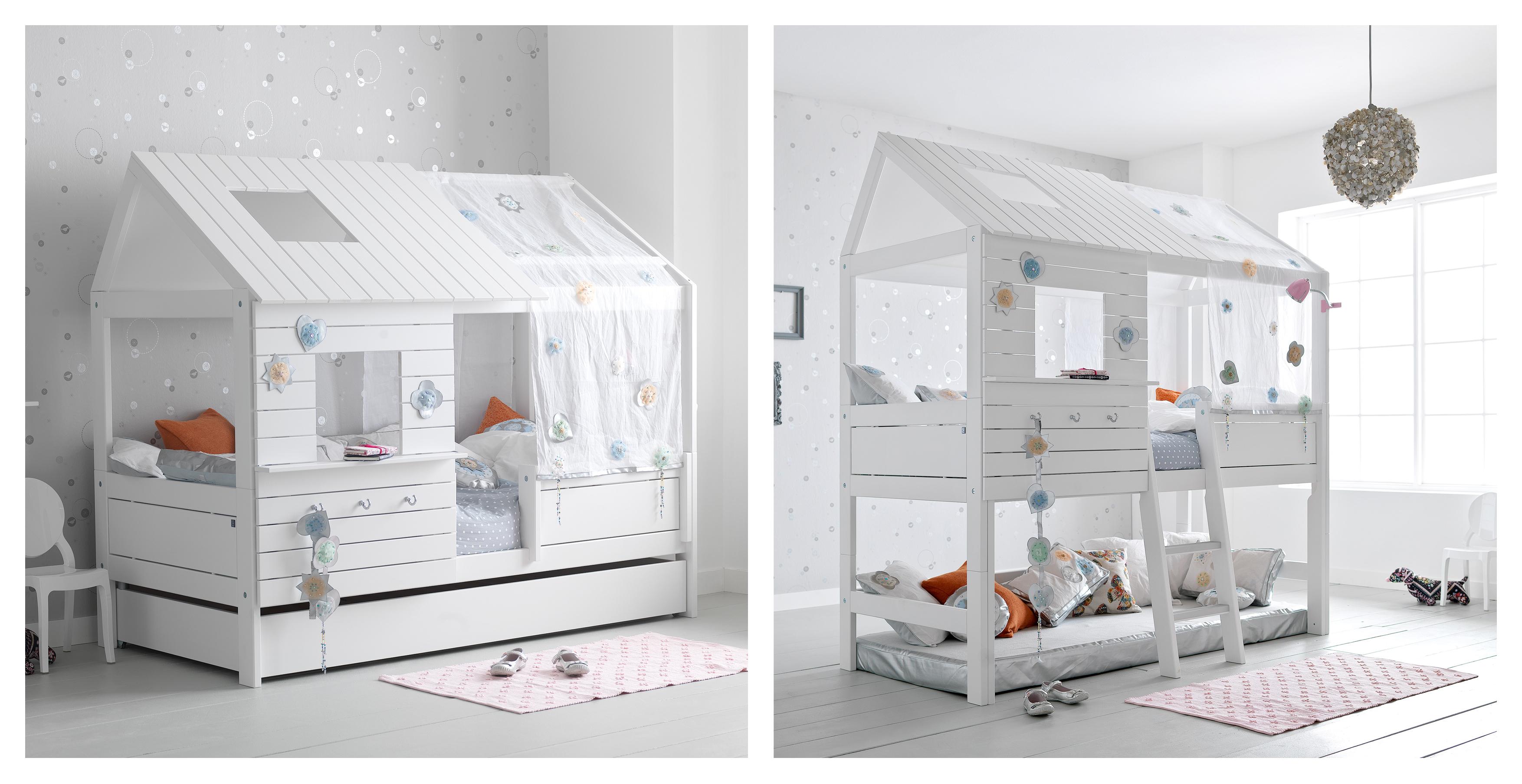 Camerette evolutive e mobili trasformabili belv camerette - Camere da letto per bambine ...
