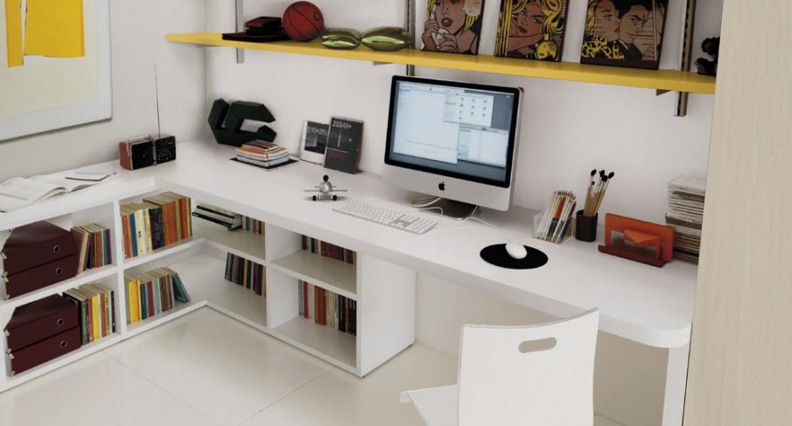 Camino e tv stessa parete - Ikea camere ragazzi ...