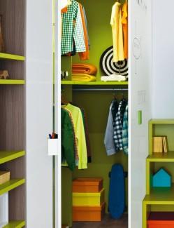 Kabi cabina armadio per bambini e ragazzi Belvi camerette Torino