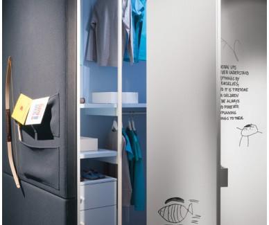 Palo soft cabina armadio per bambini e ragazzi Belvi camerette Torino