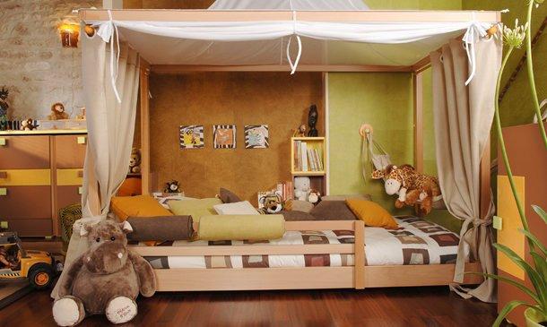Progetto Arabo letto per bambino Belvi camerette Torino
