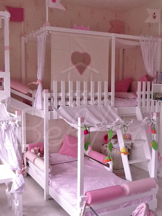 Camerette Vibel Torino per bambini e ragazzi - Belvì Torino