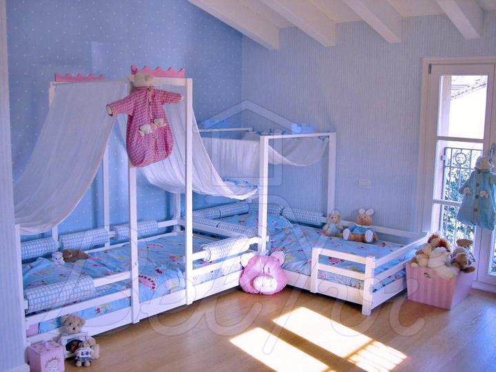 Camerette vibel torino per bambini e ragazzi belv torino - Camere da letto bellissime ...